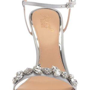 6f7b99722508 BADGLEY MISCHKA Shoes - Badgley Mischka Jewel Women s Tex Heeled Sandal